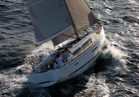 Dufour 405 Grand Luxe