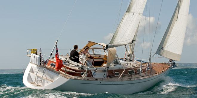 TEST: Najad 380 Aphrodite: moderní jachta s klasickou elegancí